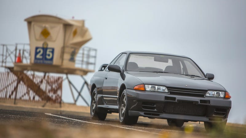 This R32 Nissan GT-R NISMO got here legally first