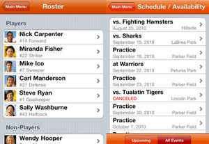 TeamSnap Manages Your Team's Schedule, Communications, and More