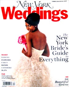 Braving The New York Weddings Showcase, Round 2