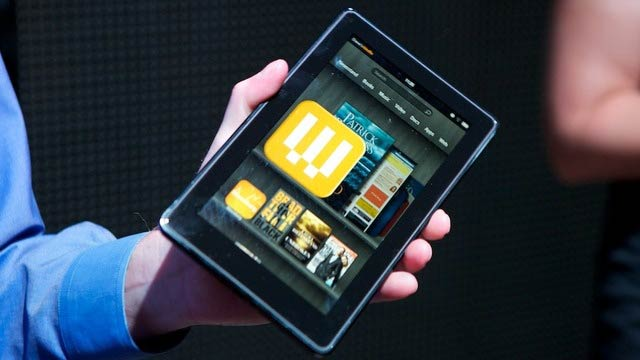 Why the Kindle Fire Beats the iPad 2 (For Me)