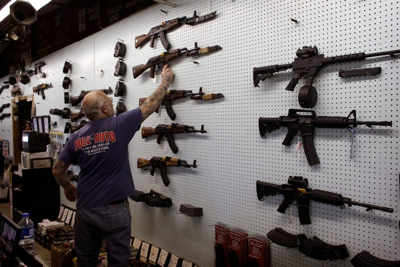 You Can Now Buy Guns on Instagram Without a Background Check