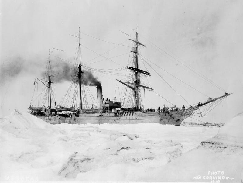 Why the Brutal Sea Voyages of the 19th Century Are So Intriguing To Climate Scientists