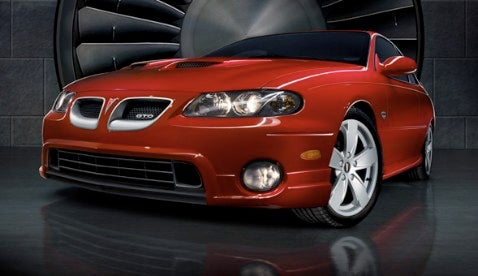 Deal of the Week: 2006 Pontiac GTO