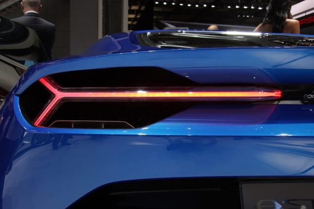 El nuevo Lamborghini Asterion es una bestia híbrida con 4 motores Wlcituxyrgnmweykwpup