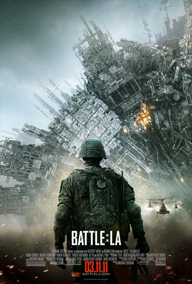 Final Battle LA poster