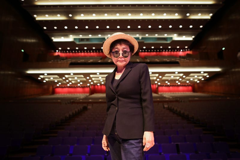 Yoko Ono Gets Sweet About John Lennon