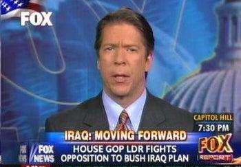 Major Garrett Leaves Fox News for the Stability of Print