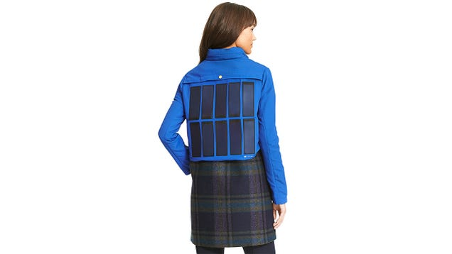 No-One Needs A Solar-Powered Jacket