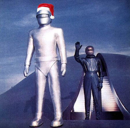 "Ray Bradbury's Bizarre ""Earth Stood Still"" Christmas Sequel"