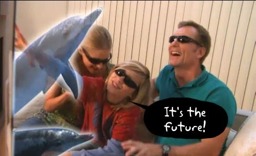 The Coming Decade In 3D, HD Television