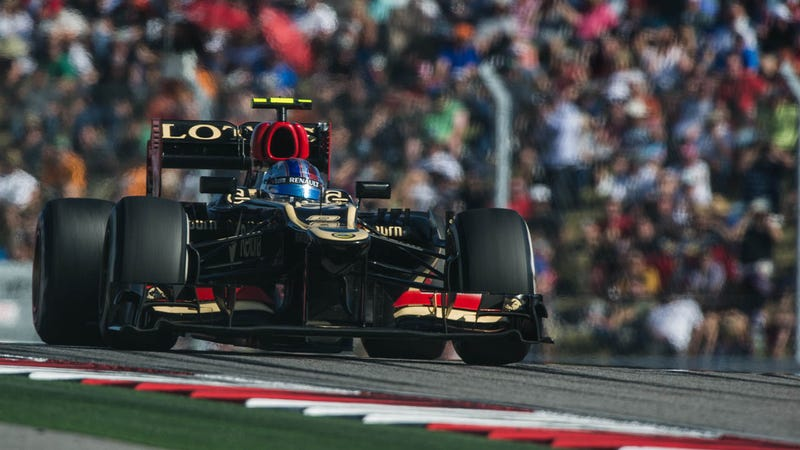 Jamey Price shot the hell out of the F1 USGP