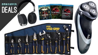 A Nicer Set of Pliers, Philips Norelco, Napoleon Dynamite [Deals]
