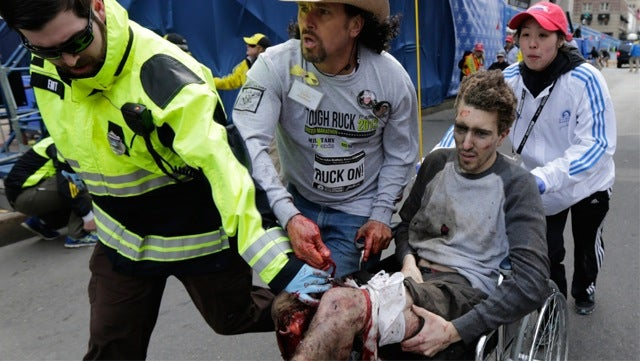 Cowboy Hat-Wearing Hero of Boston Bombings Is Famed Peace Activist