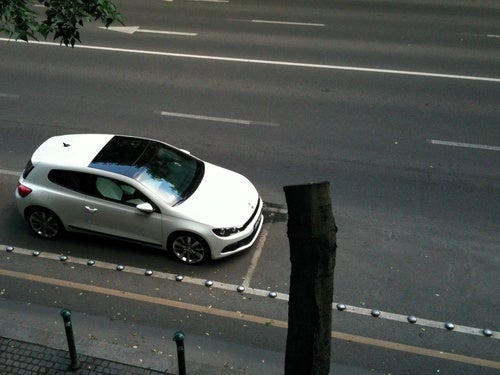 The Volkswagen Scirocco Is Pretty Damn Hot