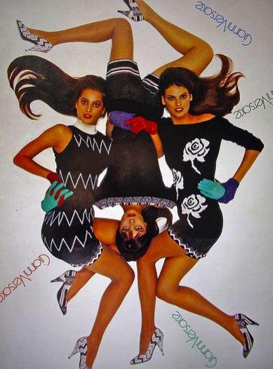 An 80s-Tastic Christy Turlington Retrospective