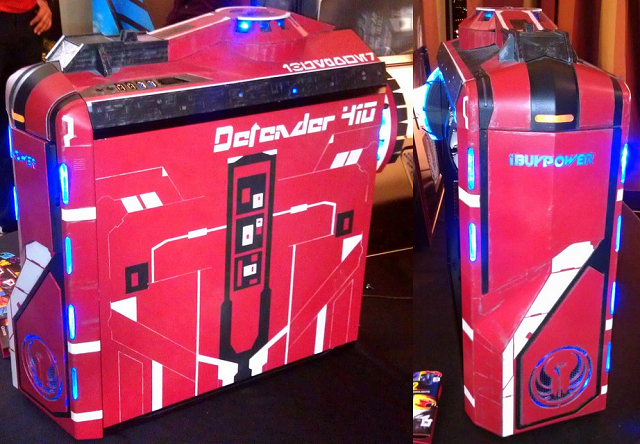 This SWTOR PC Case is Fast Enough For You, Old Man