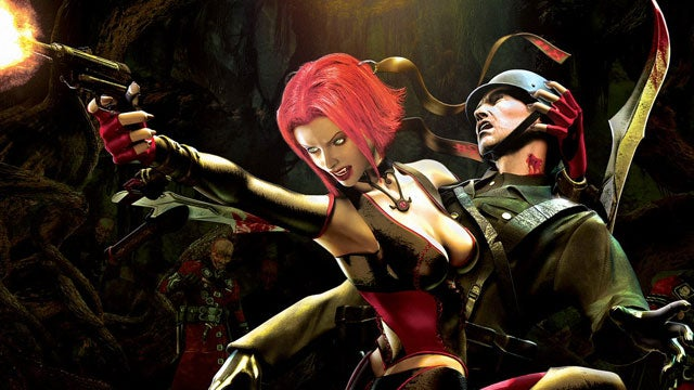 BloodRayne Is Back And More Two-Dimensional Than Ever