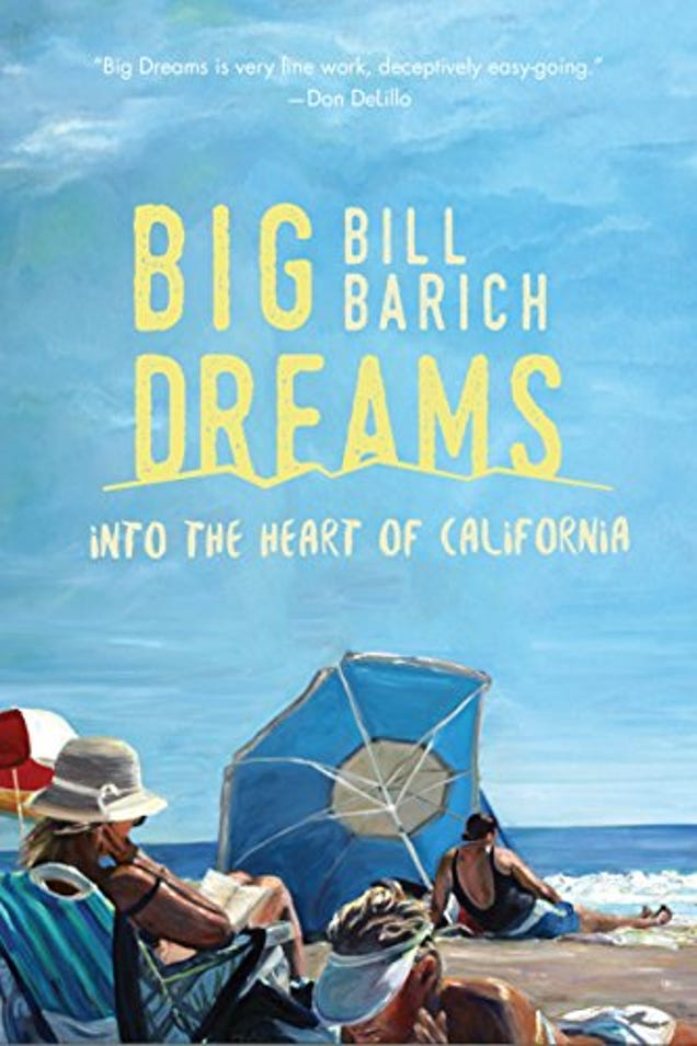 california dreaming essay