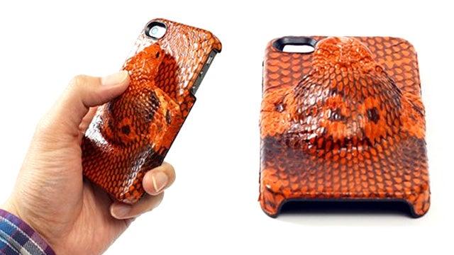 Cobra Case Poisons Your iPhone's Aesthetics