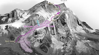 Everest's Modified Route Still Poses Deadly Challenges For Climbers