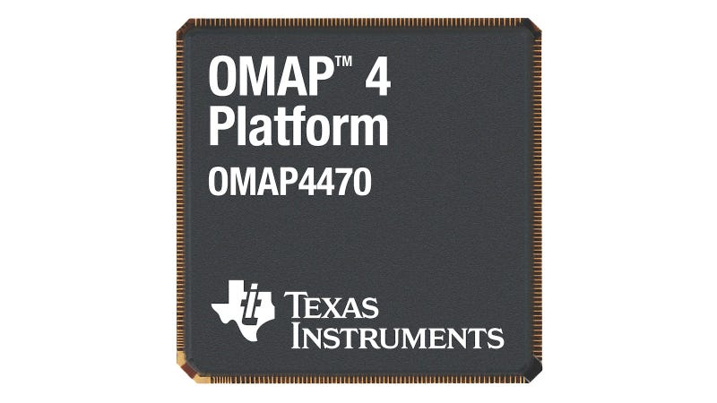 Why You'll Be Seeing TI's OMAP Chipset in More Cars and Fewer Smartphones