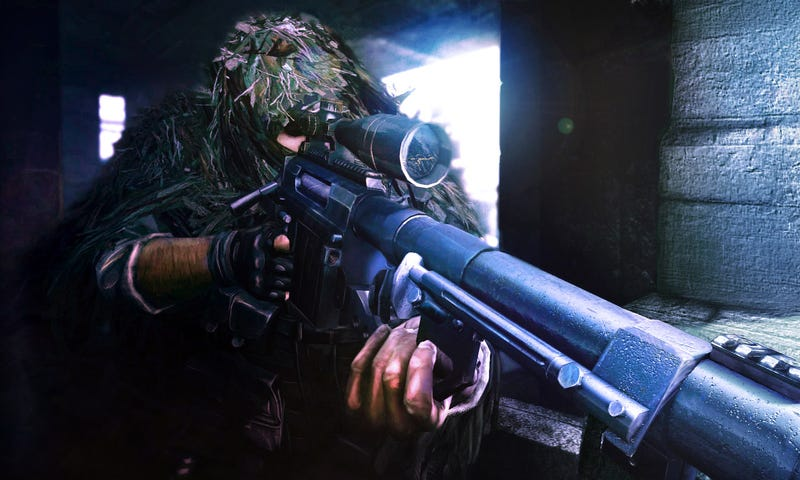 Sniper: Ghost Warrior Gets Prettied Up For The PlayStation 3