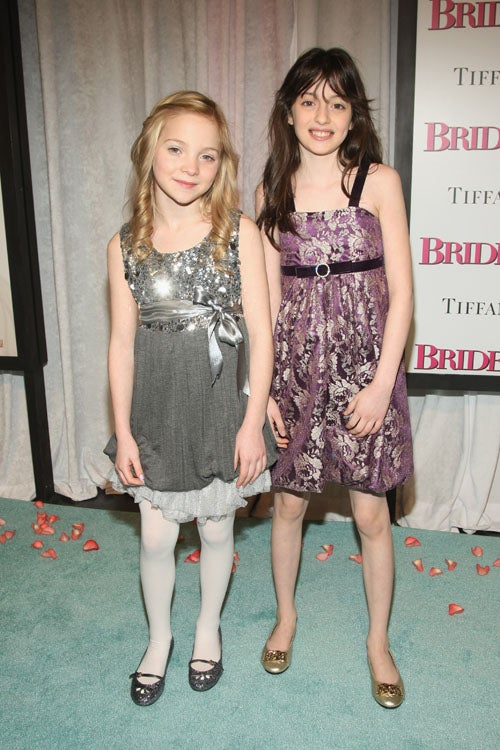 Warring Ugliness At Bride Wars Premiere