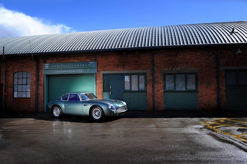 Aston Martin & Zagato