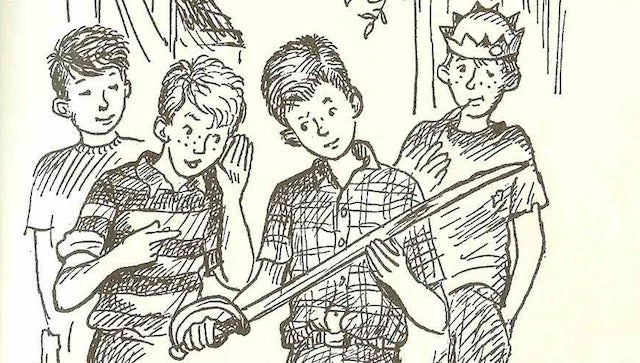 I'll Never Forget Solving Mysteries With Encyclopedia Brown