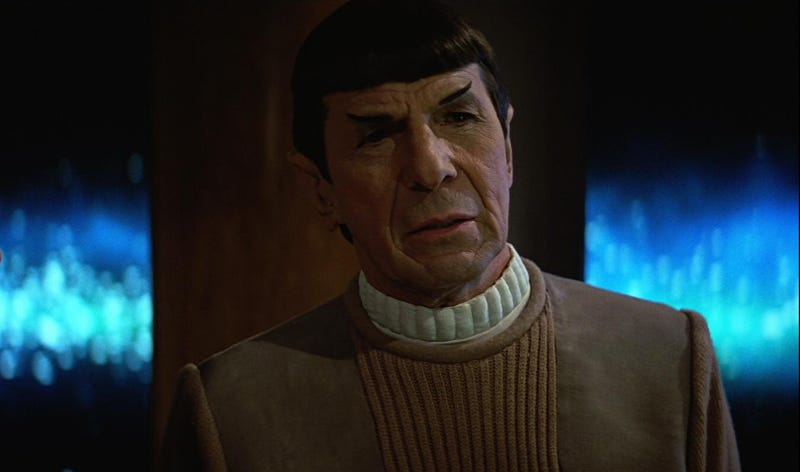 Leonard Nimoy wanted to play the villain in Star Trek V