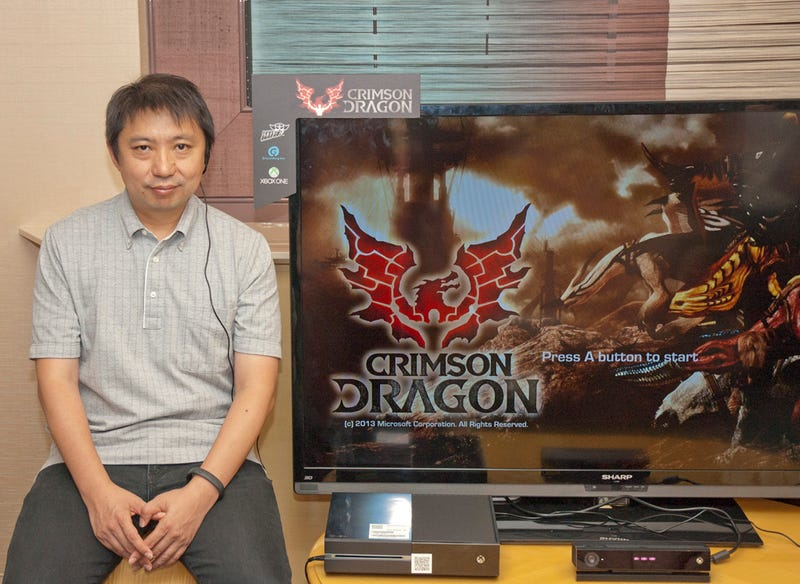 Crimson Dragon: Prettier And No Longer Kinect-Only