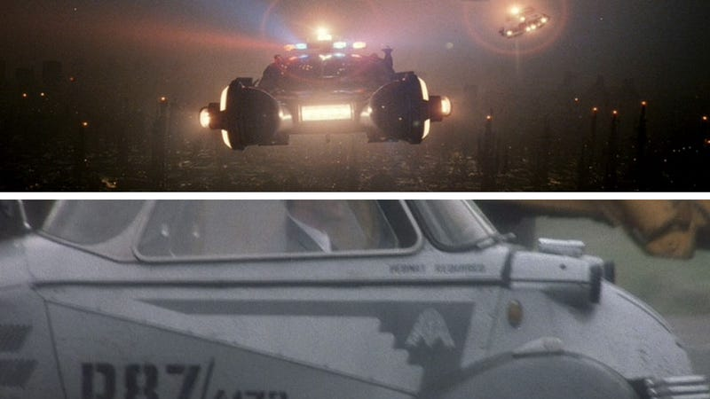 What's The Best Futuristic Movie Car?