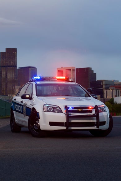 EXCLUSIVE: The Chevy Caprice Police Car Is Back!