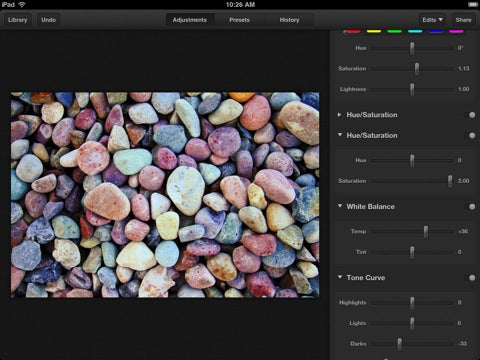 Luminance App Gallery