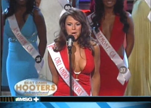 Real Boobs, Fake Boobs, & Crooked Boobs: The Hooters International Swimsuit Pageant