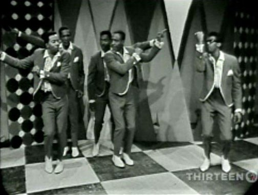 The Sound & Style Of Early Motown