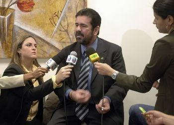 Wallace Souza: Reporter, Politician, Alleged Murderer