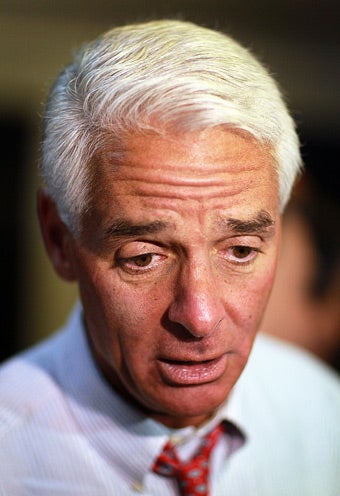Charlie Crist Is Florida's Joe Lieberman
