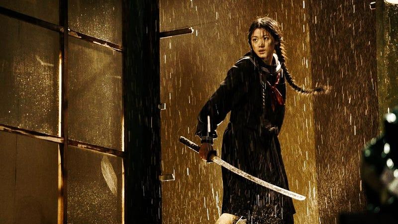 """""""Blood: The Last Vampire"""" Delivers Swords, Schoolgirls, and 1970s Angst"""