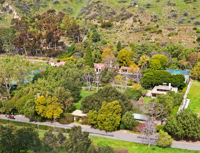 This Is the House Where Mel Gibson Screams At His Loved Ones - Gallery