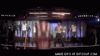 So, I finally watched Magic Mike...