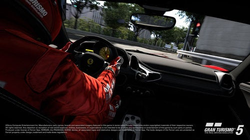 """Gran Turismo 5 Being Held Up For """"Marketing Reasons"""""""