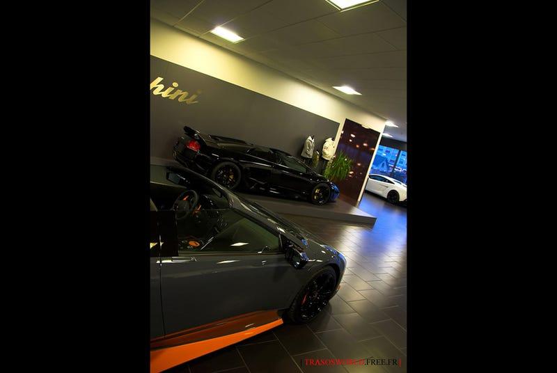 Lamborghini LP650-4 Roadster Finally Sees Light Of Day