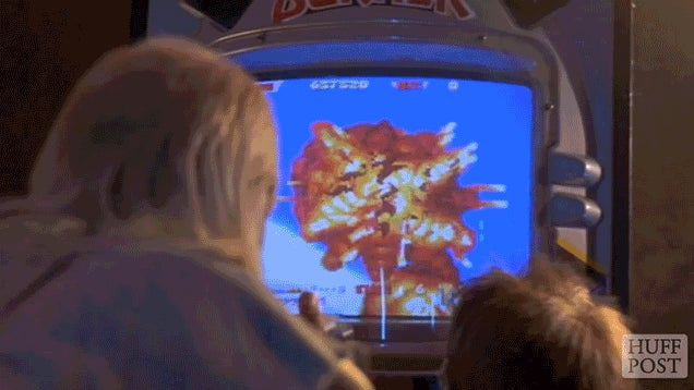 Arcades In Movies Were Glorious