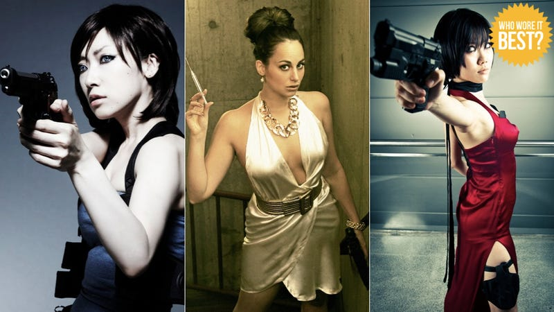 The Ladies of Resident Evil