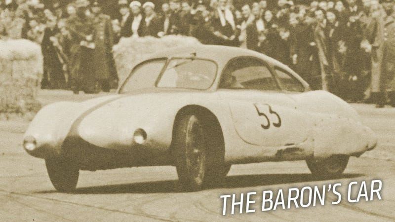 Are These Handmade Race Cars Porsche's Missing Links?