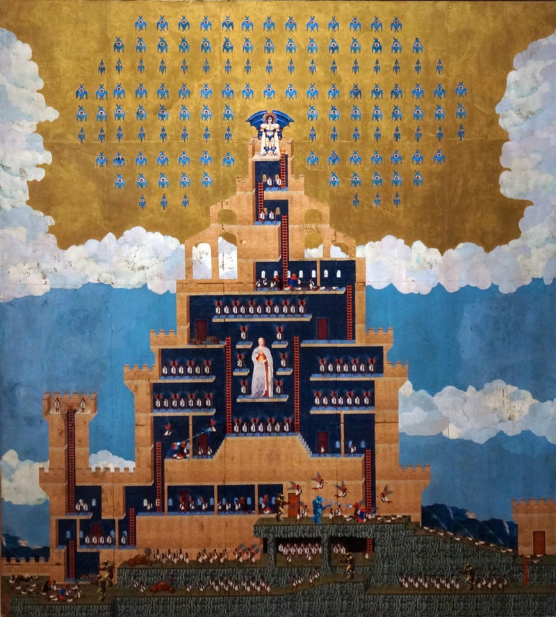 Space Invaders Should Have Been A Biblical Epic All Along