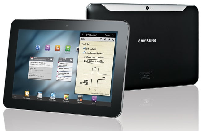 Samsung Galaxy Tab 10.1 Killed and Reborn As World's Thinnest Tablet with 8.9-Inch Little Brother