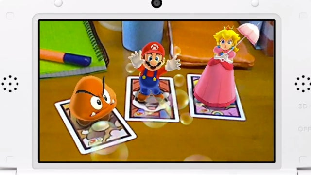 Nintendo Is Rolling Out a New AR App for Japan