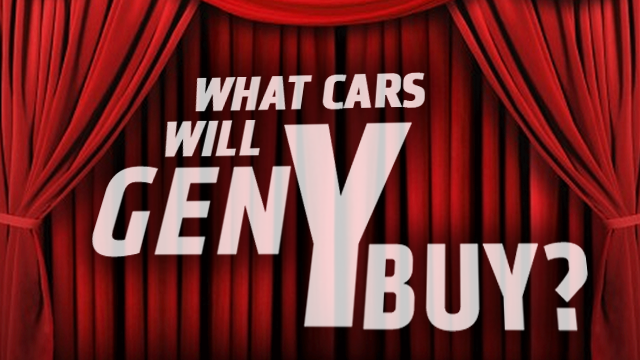 Here's One Thing That Has To Happen To Get Gen Y To Buy Cars